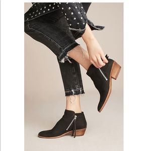 Packer Suede Ankle Boots
